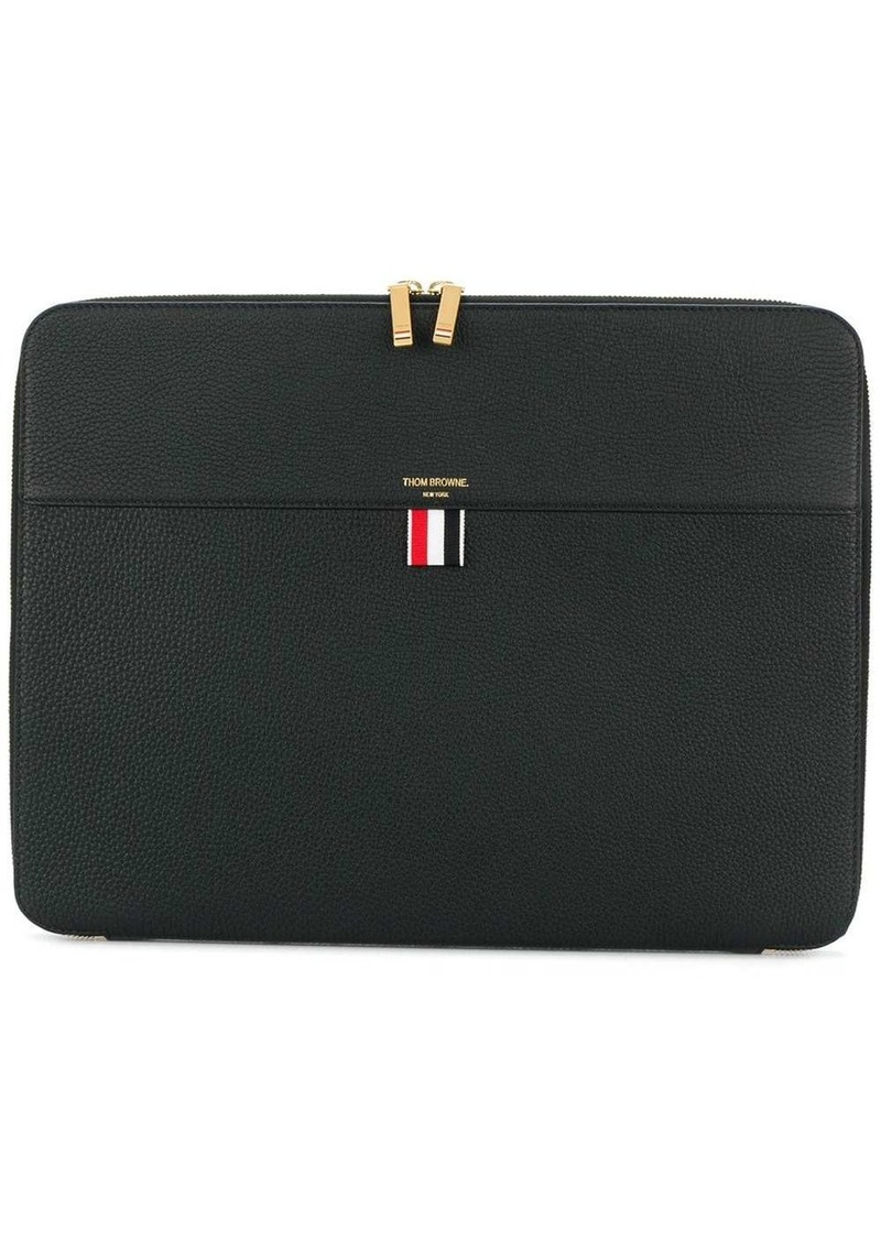 Thom Browne SOFT DOCUMENT WALLET
