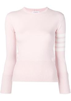 Thom Browne stripe detail jumper