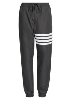 Thom Browne Striped Flyweight Tech Track Pants