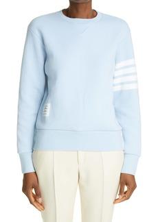 Thom Browne 4-Bar Cashmere & Cotton Blend Women's Sweater