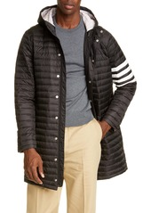 Thom Browne 4-Bar Down Puffer Jacket