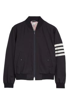 Thom Browne 4-Bar Wool Jacket