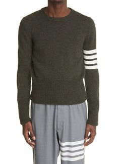 Thom Browne 4-Bar Wool Sweater