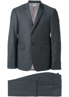 Thom Browne Classic Suit In Dark Grey Wool Twill