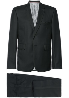 Thom Browne Classic Tuxedo With Grosgrain Tipping In Super 120's Twill