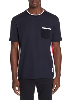 Thom Browne Colorblock T-Shirt
