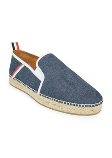 Thom Browne Denim Espadrilles