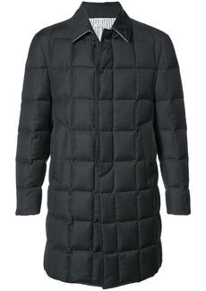 Thom Browne downfilled classic coat