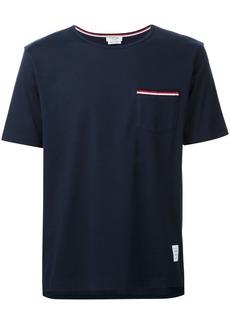 Thom Browne logo detail T-shirt