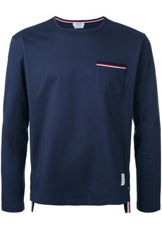 Thom Browne long-sleeved t-shirt