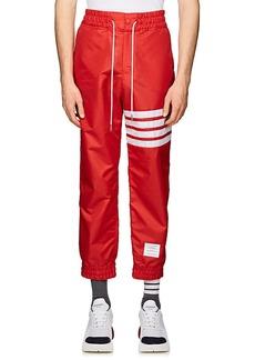 Thom Browne Men's Block-Striped Ripstop Track Pants