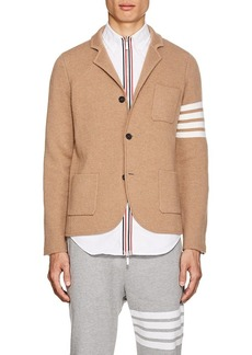 Thom Browne Men's Camel Hair Three-Button Sportcoat