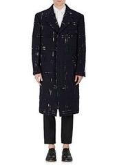 Thom Browne Men's Chesterfield Coat
