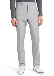 Thom Browne Men's Corded Cotton Slim Trousers