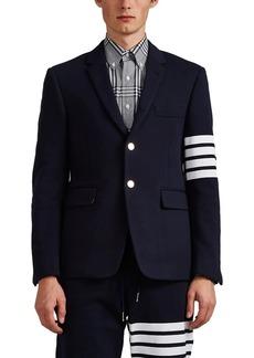 Thom Browne Men's Cotton Three-Button Sportcoat