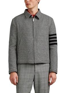 Thom Browne Men's Houndstooth Wool Jacket