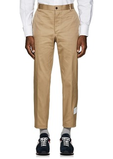 Thom Browne Men's Striped Cotton Chinos