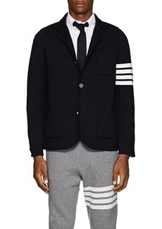 Thom Browne Men's Wool Three-Button Sportcoat