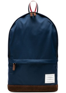 Thom Browne Nylon Tech Unstructured Backpack