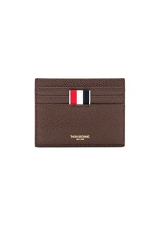 Thom Browne Pebble Grain Card Holder