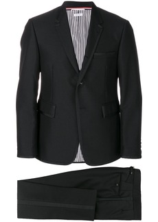 Thom Browne Classic Tuxedo With Bow Tie And Grosgrain Tipping In 3 Ply Wool Mohair