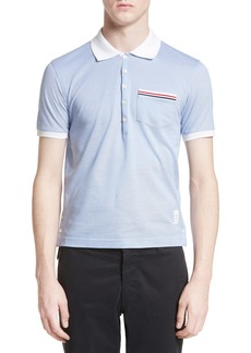 Thom Browne Pocket Polo