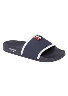 Thom Browne Pool Slide Sandal (Men)