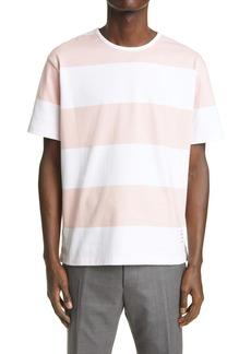 Thom Browne Rugby Stripe T-Shirt
