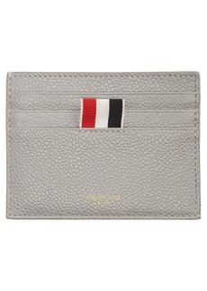 Thom Browne RWB Leather Card Holder
