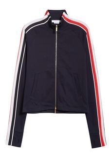 Thom Browne Stripe Detail Track Jacket