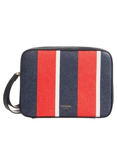 Thom Browne Stripe Leather Dopp Kit (Nordstrom Exclusive)
