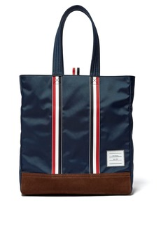 Thom Browne Striped tote bag