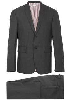 Thom Browne Super 120 twill two piece suit - Grey