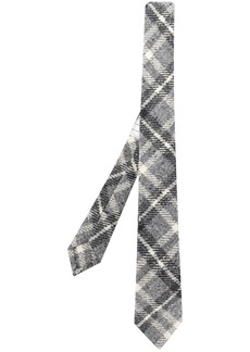 Thom Browne Tartan Donegal Necktie