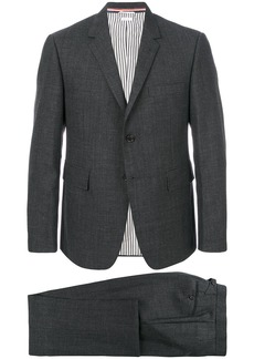 Thom Browne two-pieces classic suit - Grey