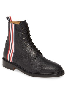 Thom Browne Wingtip Boot (Men)
