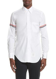 Thom Browne Woven Shirt