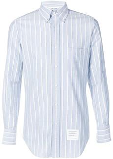 Thom Browne Tricolor Stripe Oxford Shirt