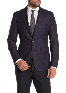 Thomas Pink Arlington Two Button Notch Lapel Suit Separates Jacket