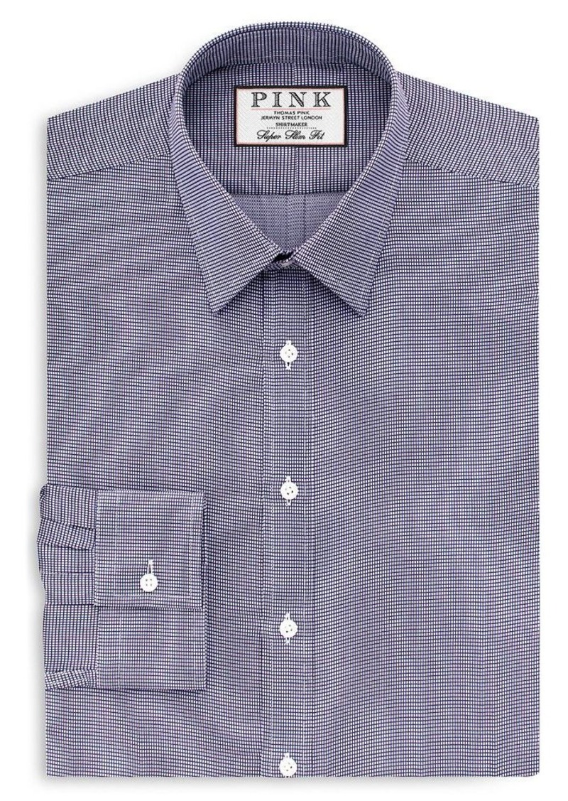 Thomas Pink Thomas Pink Hartley Texture Dress Shirt