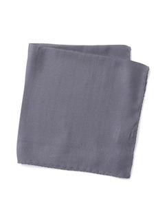 Thomas Pink Woven Silk Pocket Square