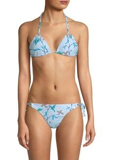 Thorsun Alex Tropical String Bikini Set