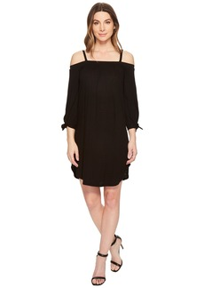 Three Dots Eco Knit Dress