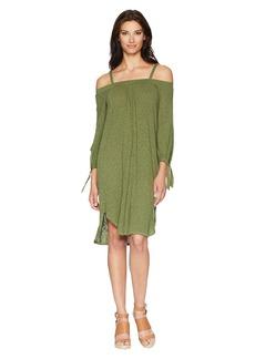 Three Dots Eco Knit Dress
