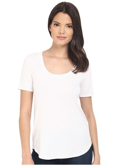 Three Dots Evelyn Tee Tunic