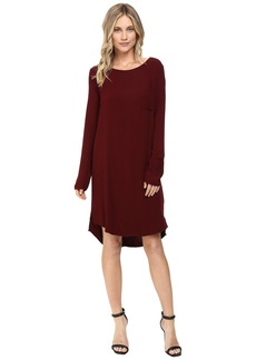 Three Dots Kennedy - Long Sleeve Shirtdress