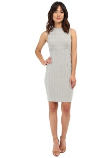 Three Dots Kristin Mock Neck Dress