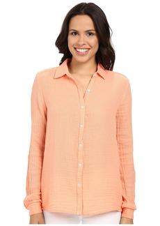Three Dots Long Sleeve Shirt