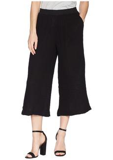 Three Dots Mica Gauze Culotte Pants