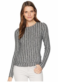 Three Dots Midtown Sweater Top